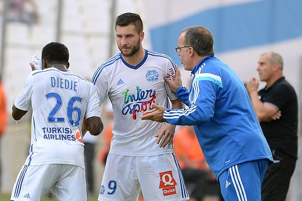 Ligue 1 leaders Marseille claim 8th straight win
