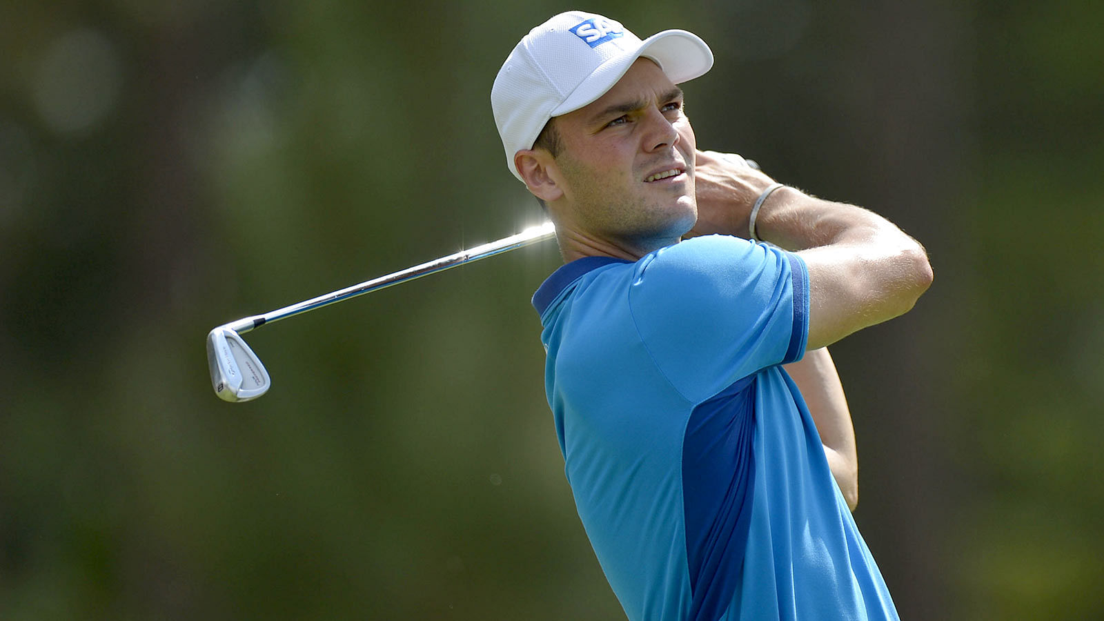 German golfer Martin Kaymer  wins PGA Grand Slam