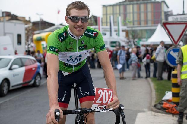 Austrian cyclist Matthias Brandle sets new world hour record