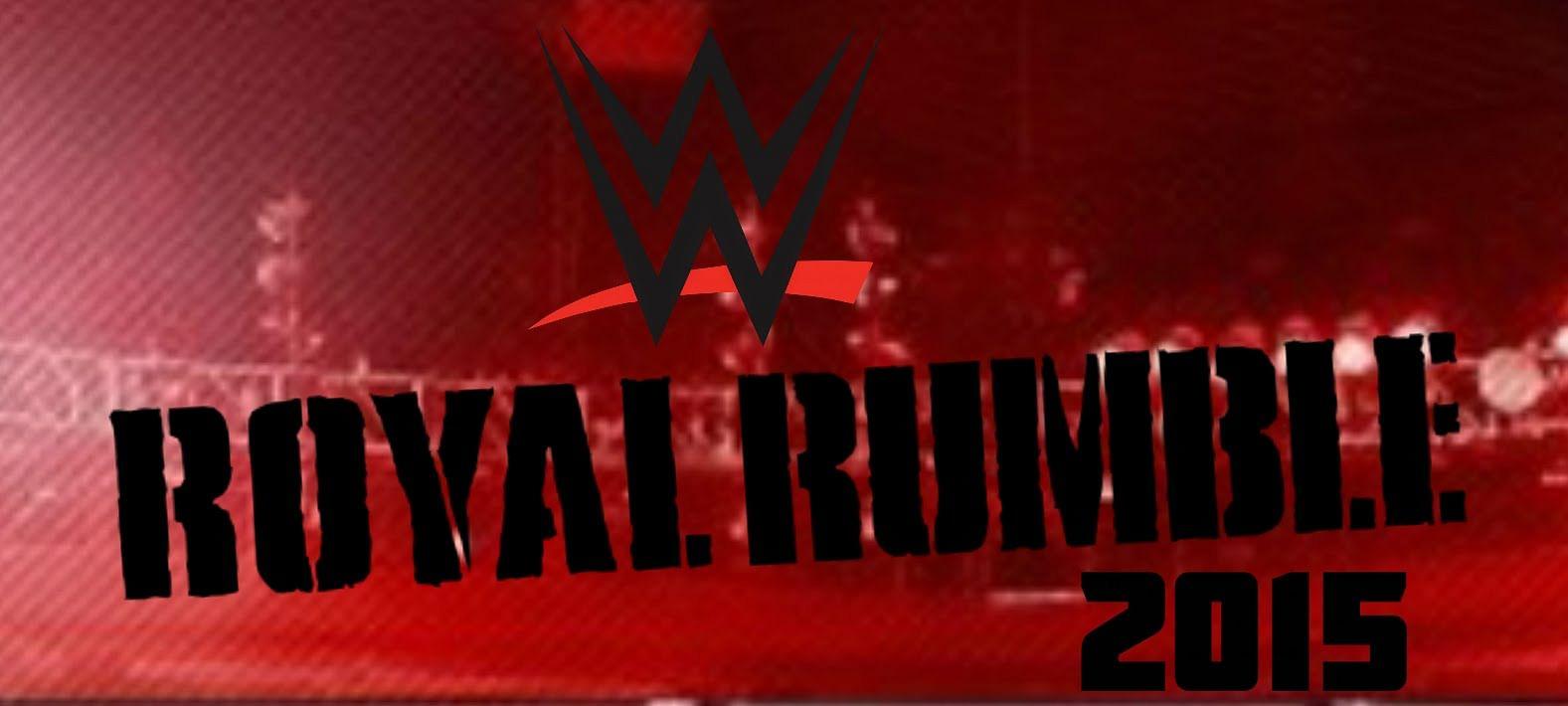 wwe confirm royal rumble 2015 details