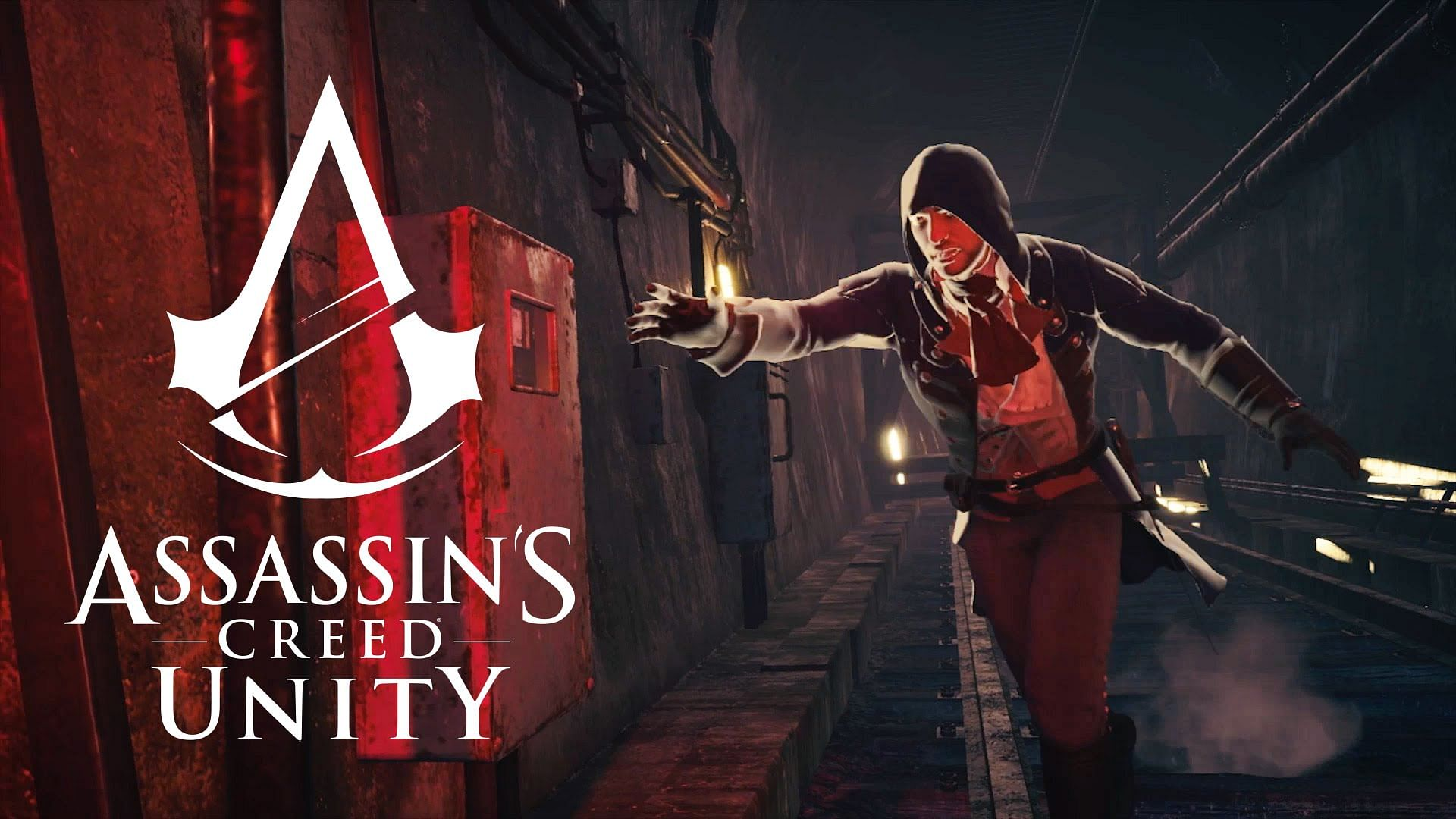 Assassin's Creed Unity new Time Anomaly trailer released