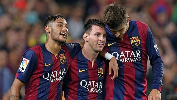 Highlights: Barcelona 3-0 Eibar: Messi and Neymar maintain perfect La Liga start
