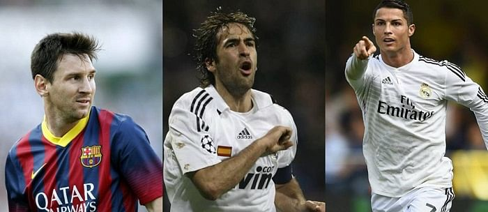 Raul vs Ronaldo vs Messi - Who is the greatest Champions League forward of all time?
