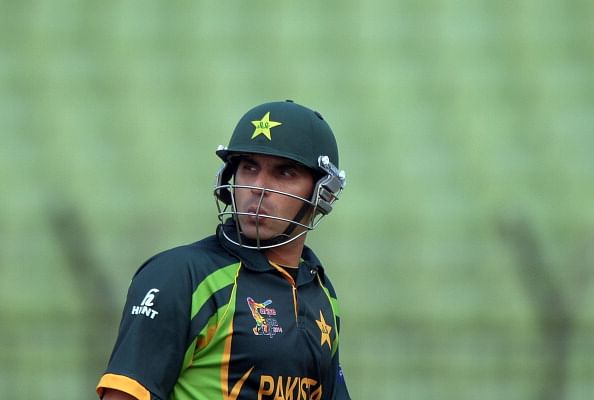 Misbah-ul-Haq opts out of third ODI against Australia