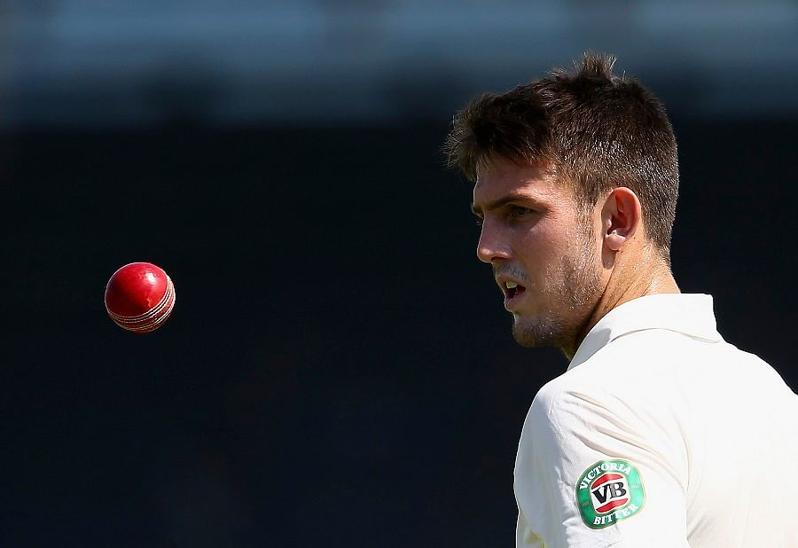 Mitchell Marsh has the potential to captain Australia, says Michael Clarke