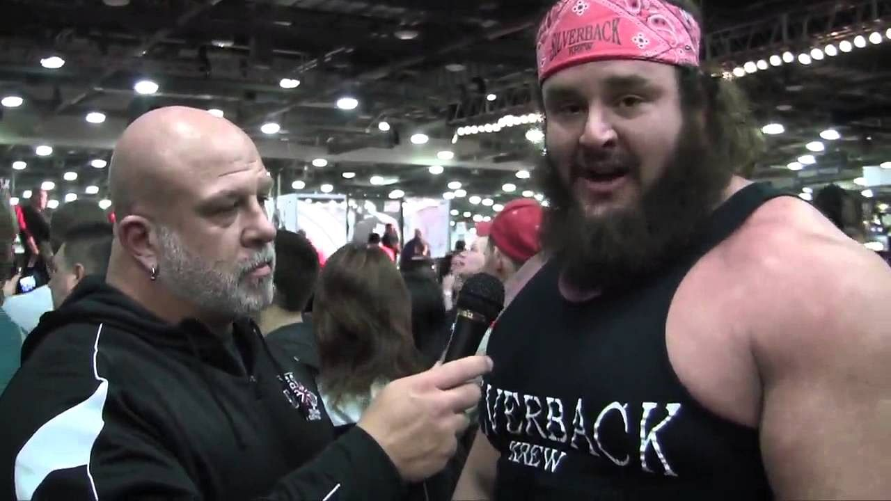 WWE NXT star next monster heel