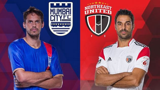 ISL: Mumbai City FC vs NorthEast United FC - Live tweets and commentary