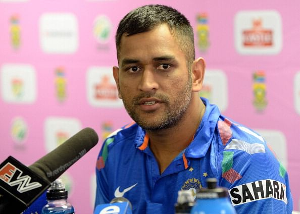 Team composition against West Indies based on keeping World Cup 2015 in mind: MS Dhoni