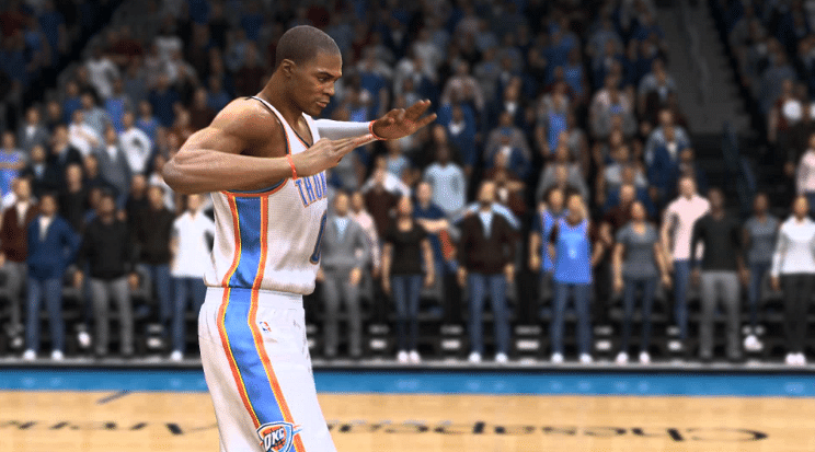 NBA 16 to release after NBA LIVE 15