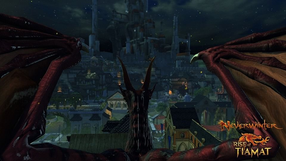 Neverwinter: Rise of Tiamat releases on November 18