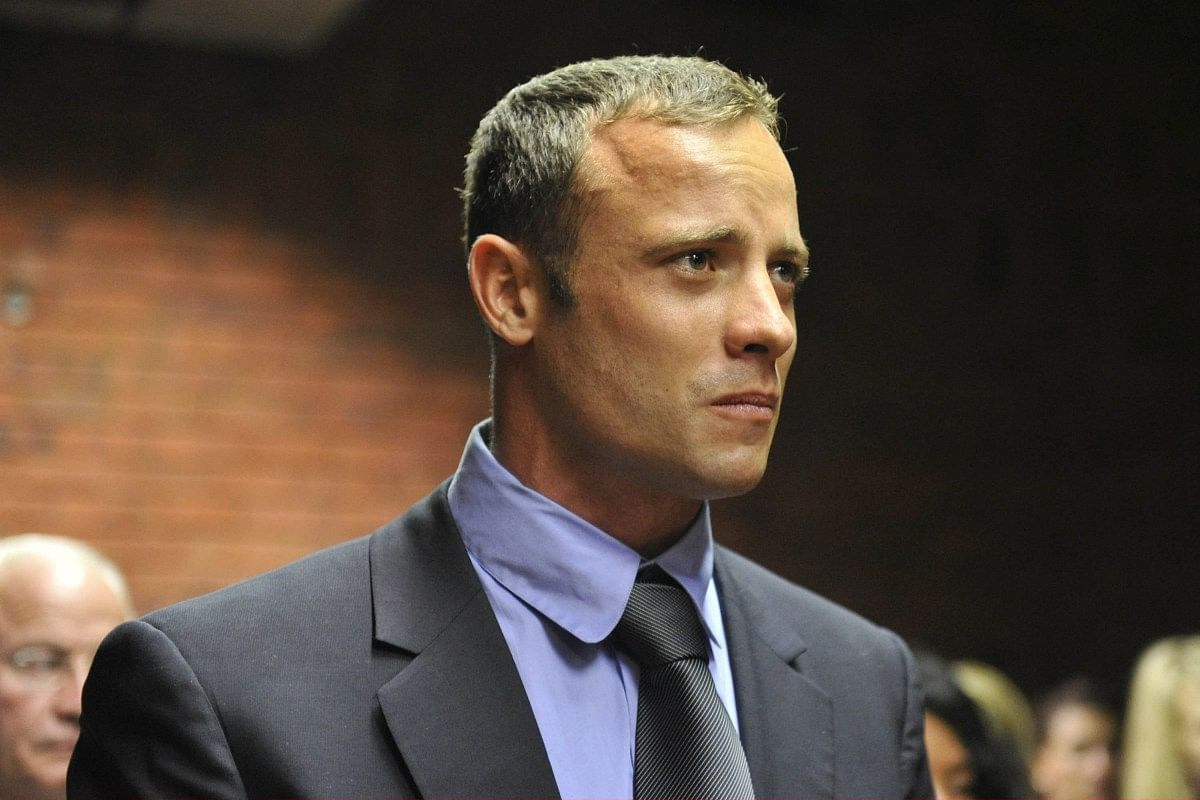 Victims Cousin Demands Prison For Oscar Pistorius on oscar pistorius prison update
