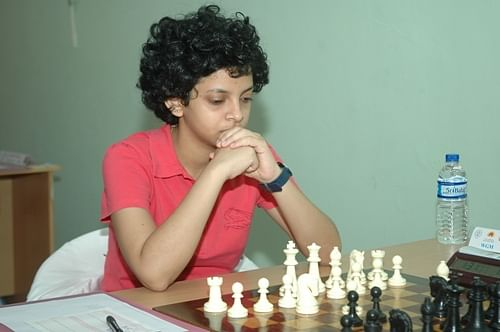 Padmini Rout bounces back with a win at world junior chess championship