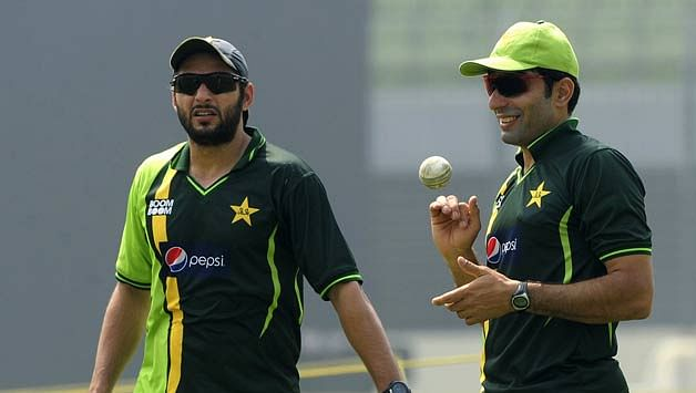 Misbah-Afridi captaincy debate: Have Pakistan ever appeared ready ahead of a World Cup?