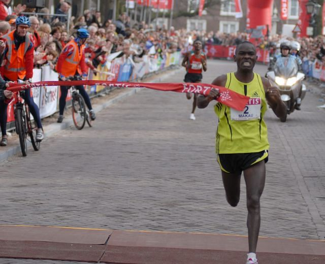 Kenyan marathoner Patrick Makau ready to prove critics wrong