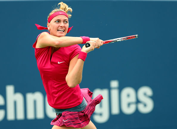 Petra Kvitova enters final at China Open