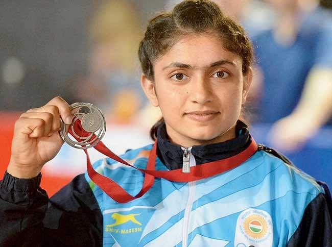 National women's boxing: CWG bronze medallist Pinki Jangra storms into quarters