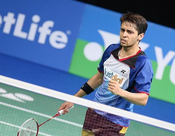 Kashyap shocks third seed to reach second round of French Open