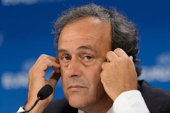 Michel Platini wants a German player to win the Ballon d'Or ahead of Ronaldo or Messi