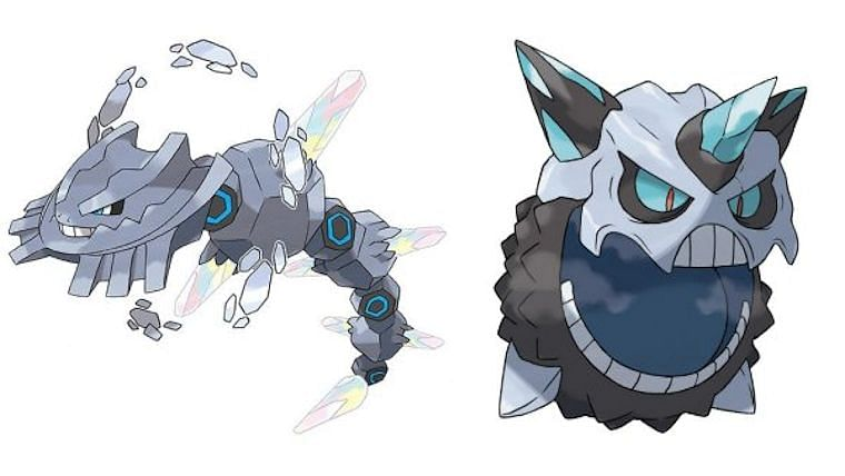 Two new Mega Evolutions for Pokemon Omega Ruby And Alpha