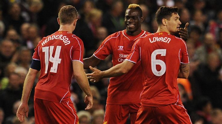 Liverpool's problem: Encouraging performances stalled by unimpressive results