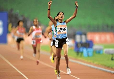 Former Asiad gold medalist Preeja Sreedharan to quit after National Games