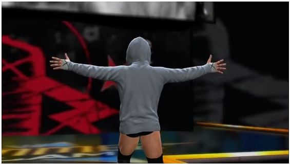 CM Punk's merchandise edited in WWE 2K15