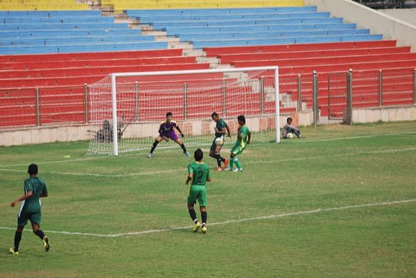 Inter-College Uth League'14 - Quarter-final results