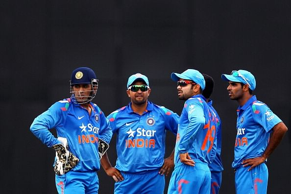 Team India's road to World Cup 2015
