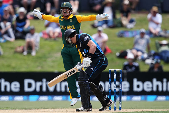 Quinton de Kock fastest wicket-keeper to claim 50 ODI dismissals; equals another record