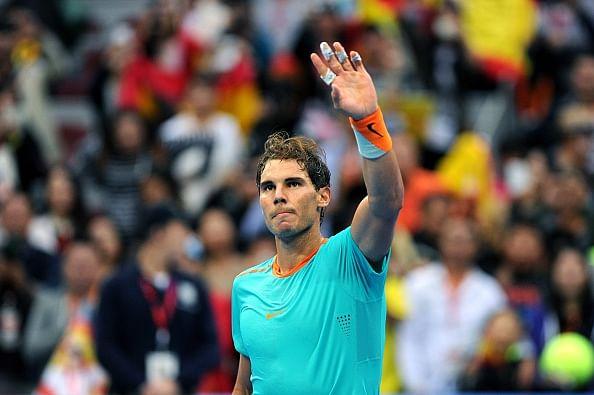 Rafael Nadal defeats Peter Gojowczyk to reach China Open quarterfinals, will face Klizan next