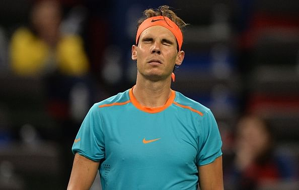 Rafael Nadal pulls out of Paris Masters due to \'personal reasons\'