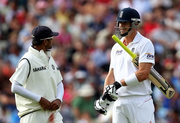 Rahul Dravid's letter to Kevin Pietersen on how to play spin