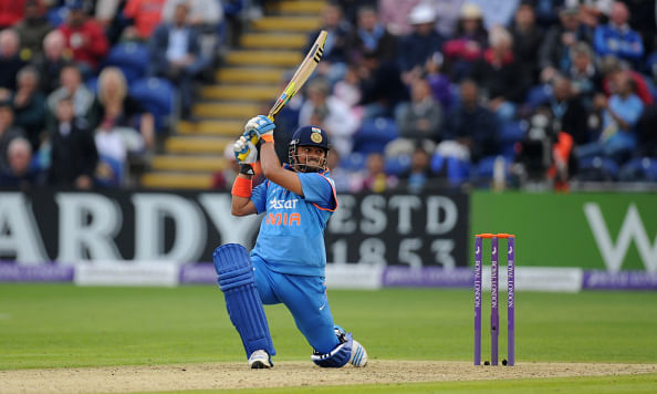 India v West Indies 2014: Suresh Raina named captain of Board President's XI