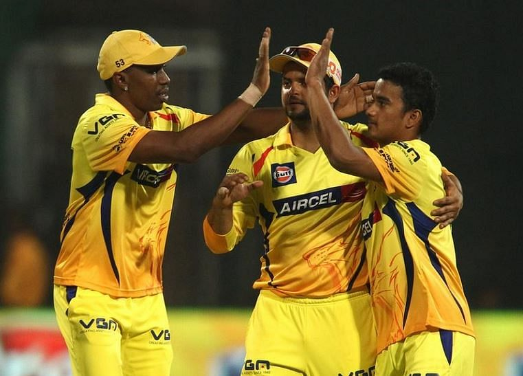 CLT20 2014: Chennai Super Kings ride on Suresh Raina blitz to victory