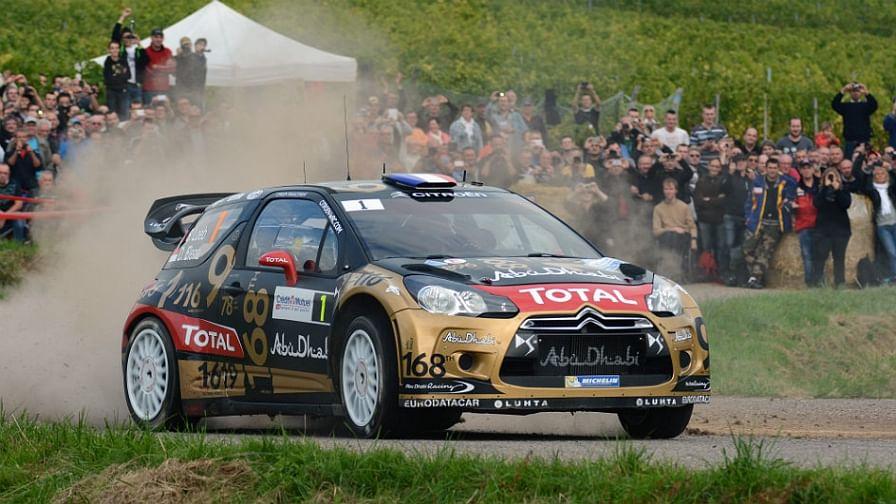 Jari-Matti Latvala wins Rallye de France Alsace