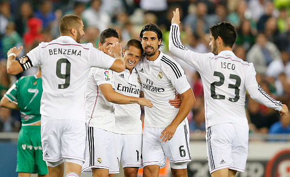 Highlights: Real Madrid 4-1 Cornella - Blancos emerge winners without Ronaldo