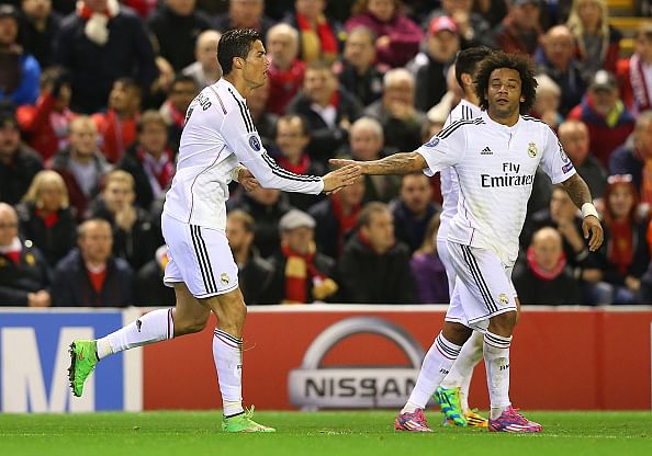 UEFA Champions League highlights: Liverpool 0-3 Real Madrid - Ronaldo and co ready for Clasico