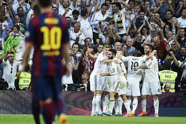 El Clasico: Records that were broken during Real Madrid's 3-1 victory against Barcelona