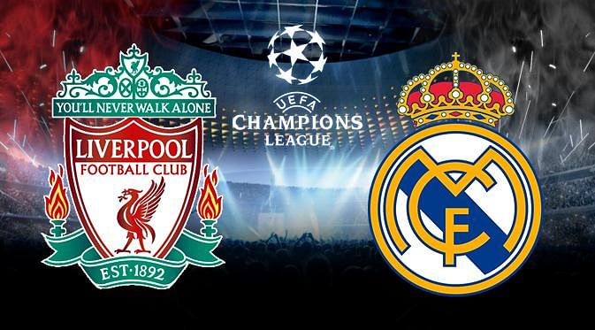 UEFA Champions League: Liverpool vs Real Madrid - Live tweets and commentary