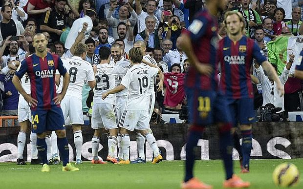 Real Madrid 3-1 FC Barcelona: Five talking points