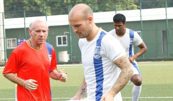 Mumbai City FC coach Peter Reid hopes Fredrik Ljungberg will be fit for ISL opener