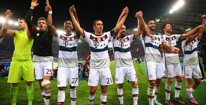 Bayern Munich: The Bavarians demolish Roma to move onto road to perfection