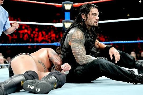 Possible opponent for Roman Reigns on his return