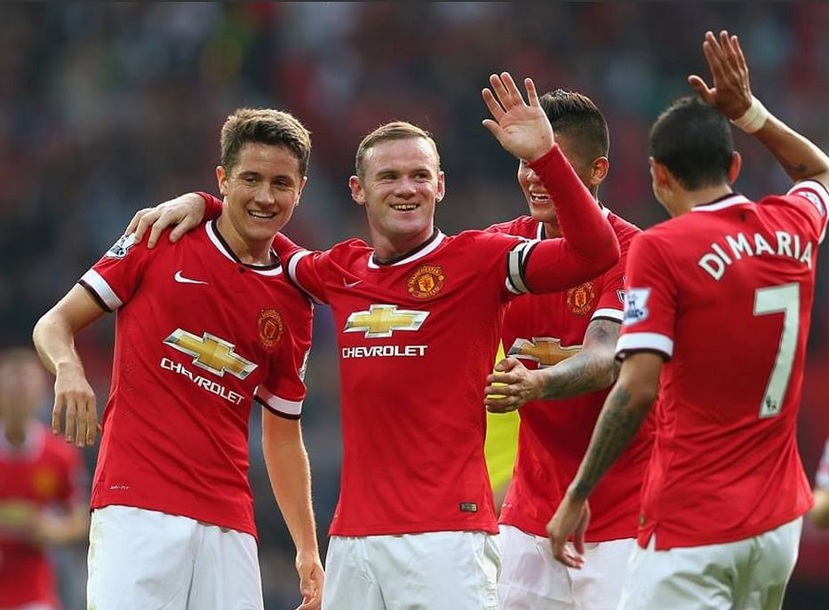 Manchester United: What formation suits them best in 2014-15
