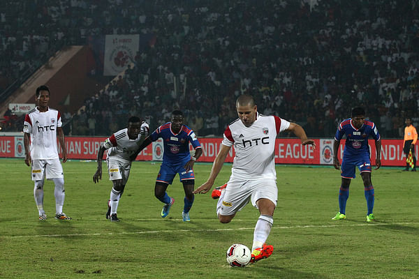 ISL: NorthEast United FC and FC Goa play out an entertaining 1-1 draw