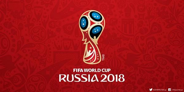 2018 FIFA World Cup logo unveiled