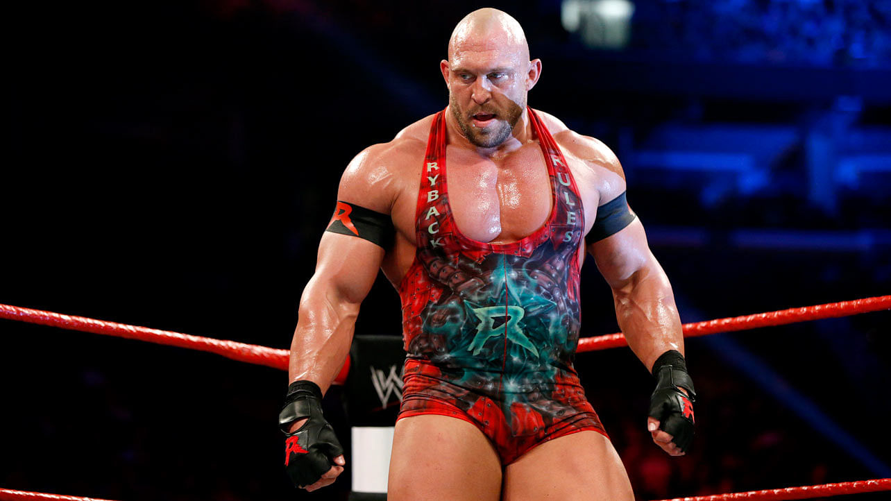 Ryback set to get big push on WWE return?