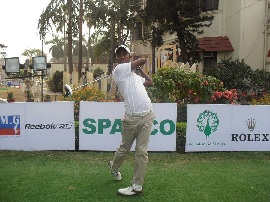 S. Chikka sets early pace at India Masters
