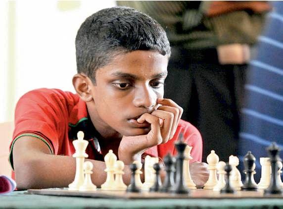 S.L. Narayanan shocks Kamil Dragun in World junior chess