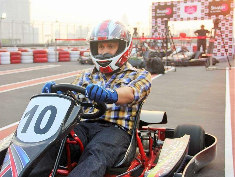 Sachin Tendulkar reveals passion for the sport of karting